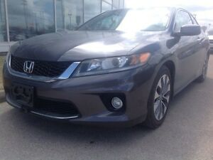 2013 Honda Accord Cpe EX-L V6 Navigation Leather SunRoof