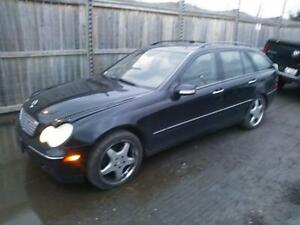 2004 Mercedes-Benz c320 4matic Wagon