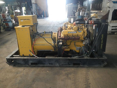 200 KW OLYMPIAN GENSET - Diesel Fired Electric Generator