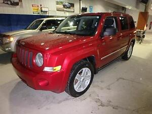 2010 JEEP PATRIOT 4X4 4 CYL SAVE $$$$ ON GAS EASY PRICE FINANCE