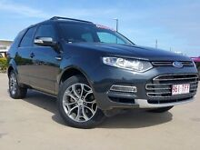 2011 Ford Territory SZ Titanium Seq Sport Shift Grey 6 Speed Sports Automatic Wagon Garbutt Townsville City Preview