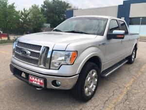 2011 Ford F-150 EcoBoost|Supercrew|Lariat|Cooled7Heated Seats|