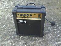 Swift GA10 guitar practice amplifier