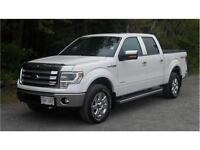 2013 Ford F-150 Lariat *Navigation*Rear Camera*HIDs*Camera*