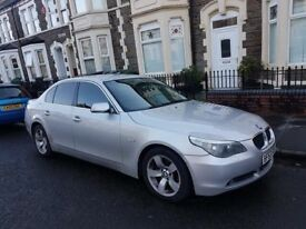 BMW 530D 2004 AUTOMATIC GEARBOX