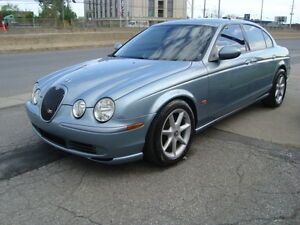 2003 JAGUAR S-TYPE SPORT PACKAGE PRIVATE SALE ''TAX INCLUDED''