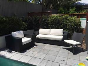 Outdoor couch/ and 2 chairs NAUTEAK MARITIME DESIGN Ashgrove Brisbane North West Preview