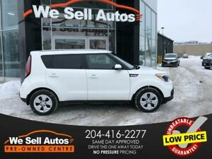 2017 Kia Soul $60 Week *BLUETOOTH *CRUISE CONTROL*