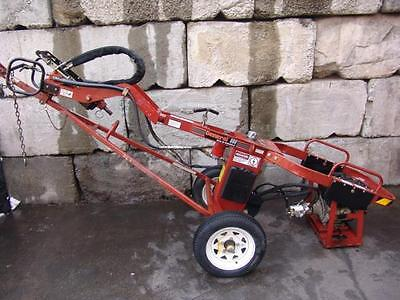Used post hole owner 39 s guide to business and industrial for Hydraulic auger motor for sale