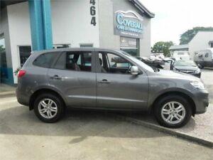 2012 Hyundai Santa Fe CM MY12 SLX CRDi (4x4) Grey 6 Speed Automatic Wagon Earlville Cairns City Preview