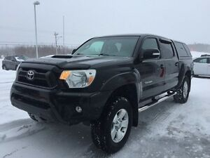 2012 Toyota Tacoma 4x4 Double Cab V6 TRD Sport Pkg w/ 7 year/120