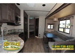NEW 2016 Forest River Surveyor 275 BHSS Bunk House 5th Wheel Windsor Region Ontario image 15