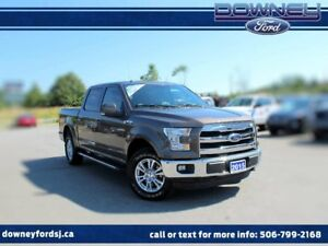 2015 Ford F-150 Lariat 4x4 500A Crew Cab Nav Leather Heated Seat