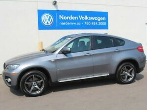 2011 BMW X6 LOADED - NAV - LEATHER - SUNROOF