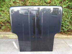 GENUINE TOYOTA TONNEAU-HARD LID, DUAL CAB HILUX + SPORTS BAR Neutral Bay North Sydney Area Preview