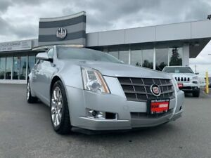 2009 Cadillac CTS 3.6L Leather Sunroof Loaded Only 191Km