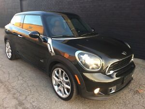 2013 MINI Mini Cooper S PACEMAN all4 NAVIGATION $15,600.00