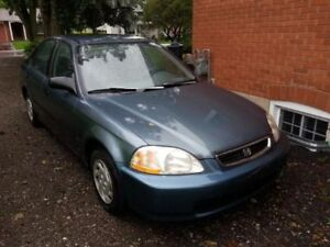 1996 HONDA CIVIC LX PARTS