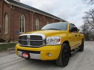 2008 Dodge Ram 1500 Laramie - LEATHER+SUNROOF+CERTIFIED!