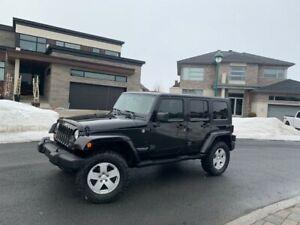 •Jeep Wrangler 2007 Unlimited Sahara