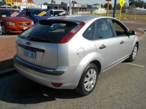 2008 Ford Focus LT CL Silver 4 Speed Automatic Hatchback