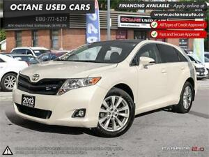 2013 Toyota Venza BACK UP CAM! MINT CONDITION!