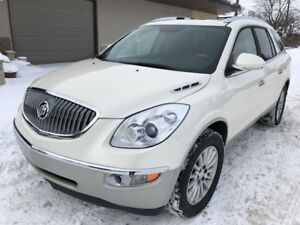 2010 Buick Enclave CXL1_ SUNROOF_LEATHER_7 PASSENGER_ AWD CXL1 C
