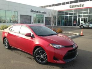 2018 Toyota Corolla LE Upgrade Pkg. Starter, Sill Prot., BSM