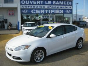 2013 Dodge Dart 1.4 Turbo SXT **Jamais accidenté**
