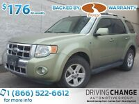 2008 Ford Escape Hybrid Hybrid - 4WD - Leather - Moonroof
