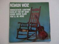 Howlin' Wolf - vinyl EP 1961