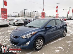 2016 Hyundai Elantra Sport- 1.8L, Low KM, Sunroof, Heated Seats!