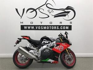 2018 Aprilia RSV4 RF - V3075 - No Payments For 1 Year**