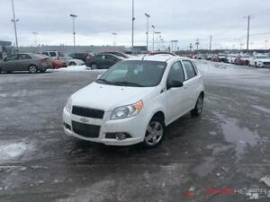2011 Chevrolet Aveo Base Berline