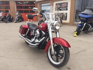 2013 Harley-Davidson Switchback