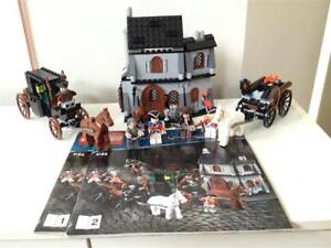 Lego Pirates of the Caribbean sets gently used