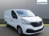 2015 Renault Trafic SL27dCi 115 Business+ Van Diesel white Manual