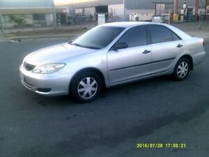 2003 Toyota Camry Silver 4 Speed Automatic Sedan Woodridge Logan Area Preview