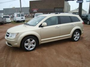 2010 Dodge Journey R/T AWD 7 passenger