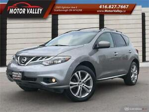 2011 Nissan Murano LE AWD - NAVIGATION - NO ACCIDENT!