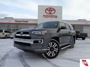 2014 Toyota 4Runner LIMITED W/ BLUETOOTH BACKUP CAMERA AND SUNRO