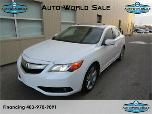 2013 ACURA ILX - PREMIUM | Leather -Sunroof