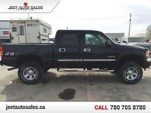 2006 GMC Sierra 1500 SLT 4x4 Crew Cab V-MAX Lifted Loaded !! Edmonton Edmonton Area image 6