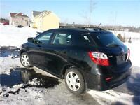 2010 TOYOTA MATRIX AWD  ... WE SELL NEW TIRES