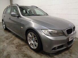 BMW M-SPORT DIESEL ESTATE , 2009/59 REG , LONG MOT , GREAT CONDITION , WARRANTY , FINANCE