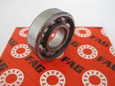 1 Stück FAG Rillenkugellager 6204-C-C3 OFFEN 20x47x14 mm 6204-C3