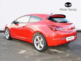 2014 VAUXHALL ASTRA GTC COUPE
