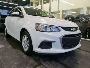 2018 Chevrolet Sonic LT, BLUETOOTH, POWER ACCESSORIES