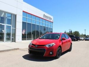 2015 Toyota Corolla S, backup cam, sunroof
