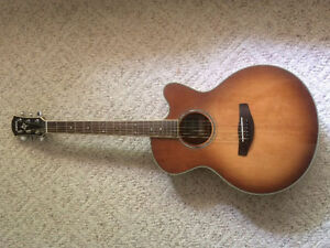 YAMAHA CPX 700 II NEW CONDITION